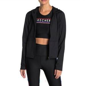 Skechers revival black jacket medium